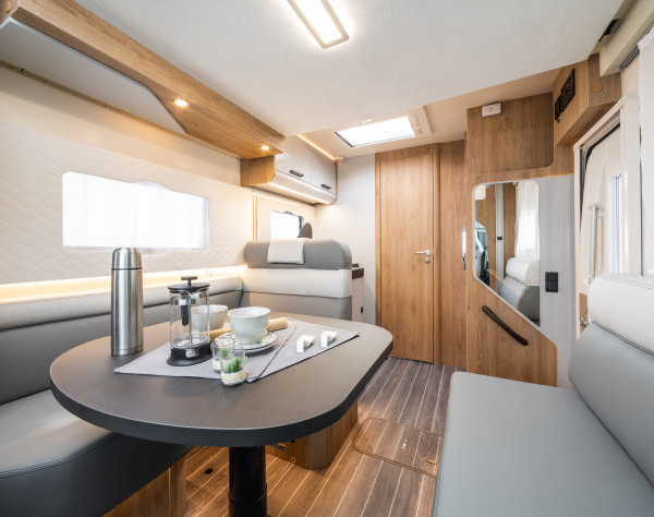2020 Roller Team T-Line 590 (Automatic) New Motorhome spacious layout