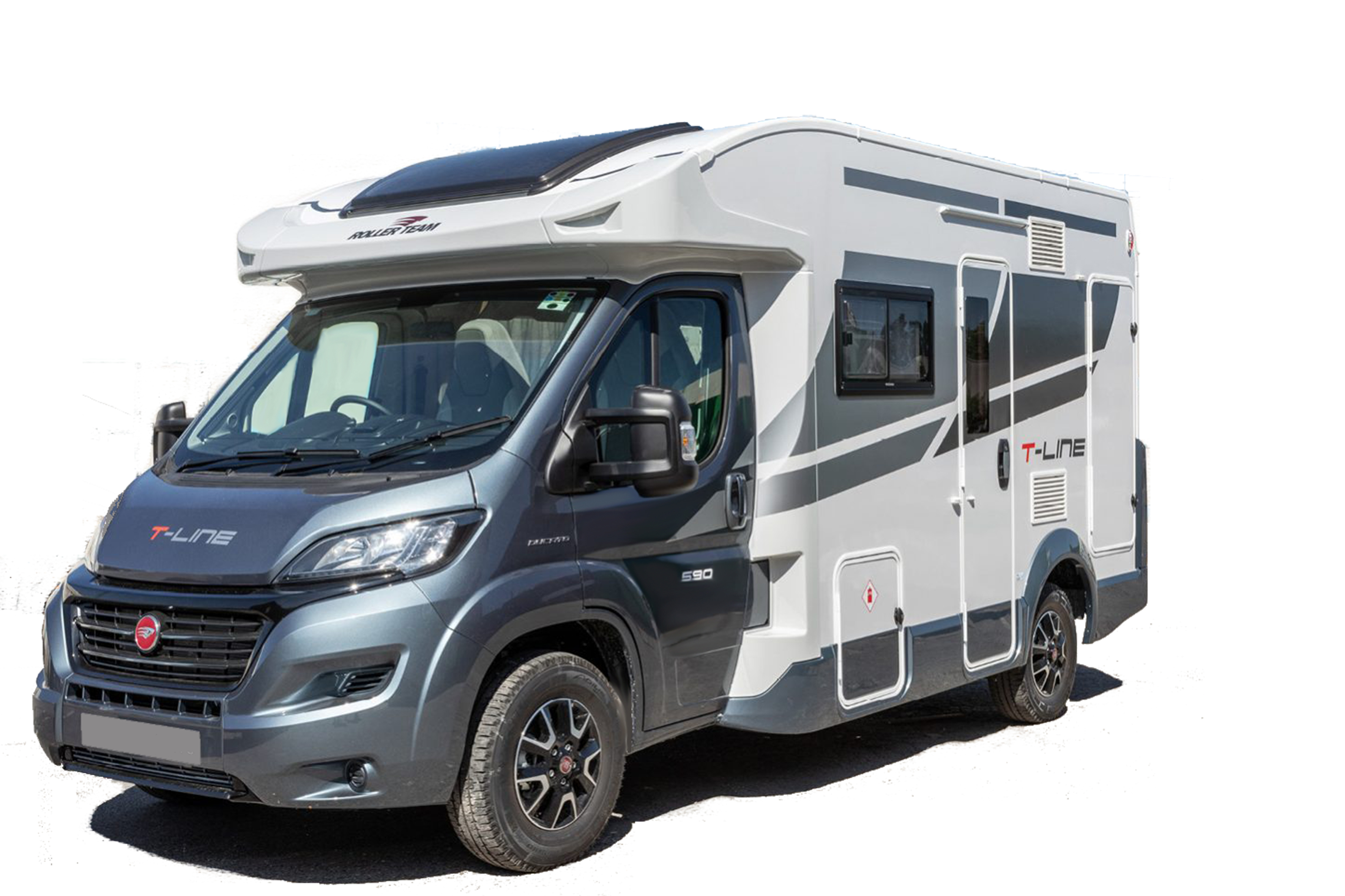 2020 Roller Team T-Line 590 (Automatic) New Motorhome external view