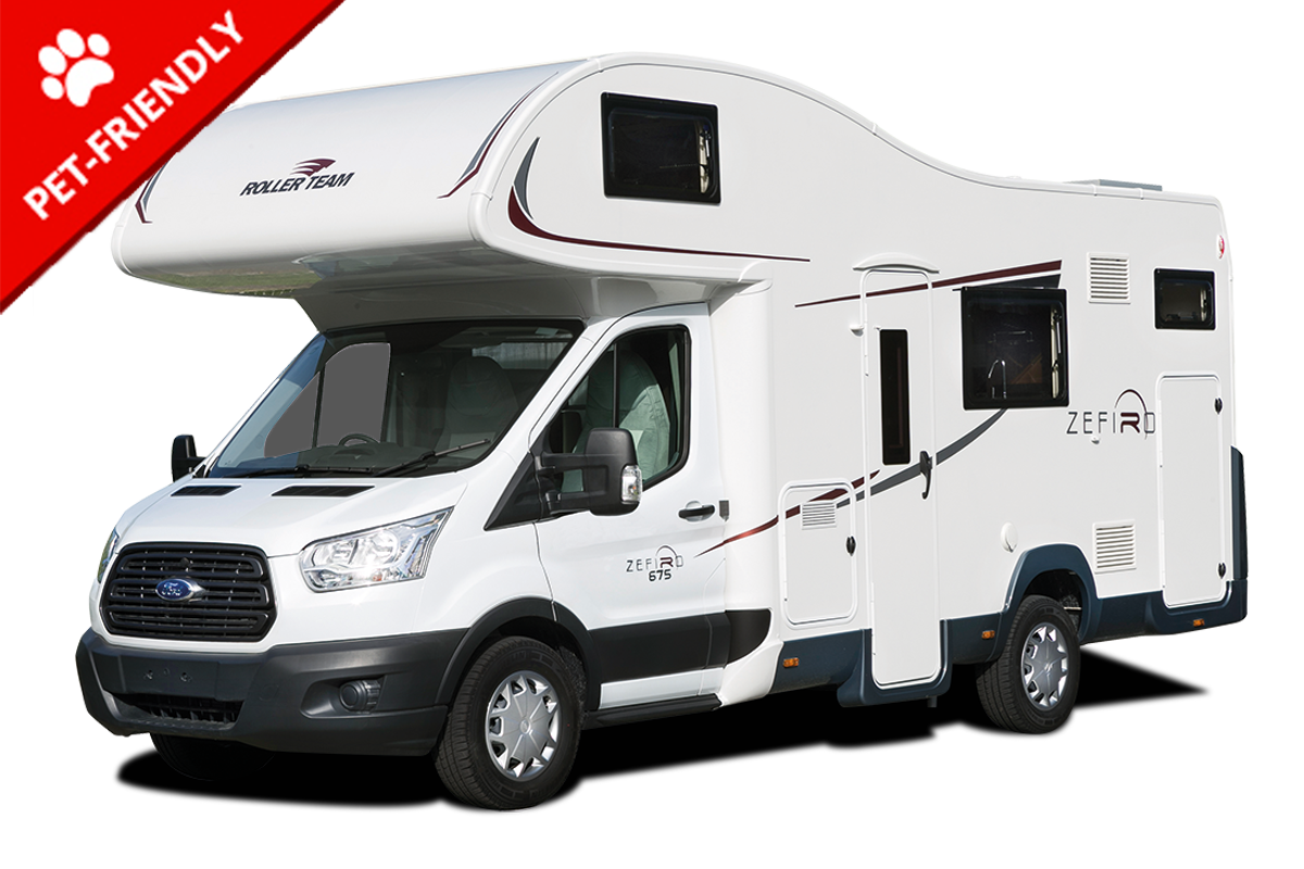Motorhome Hire Highlands
