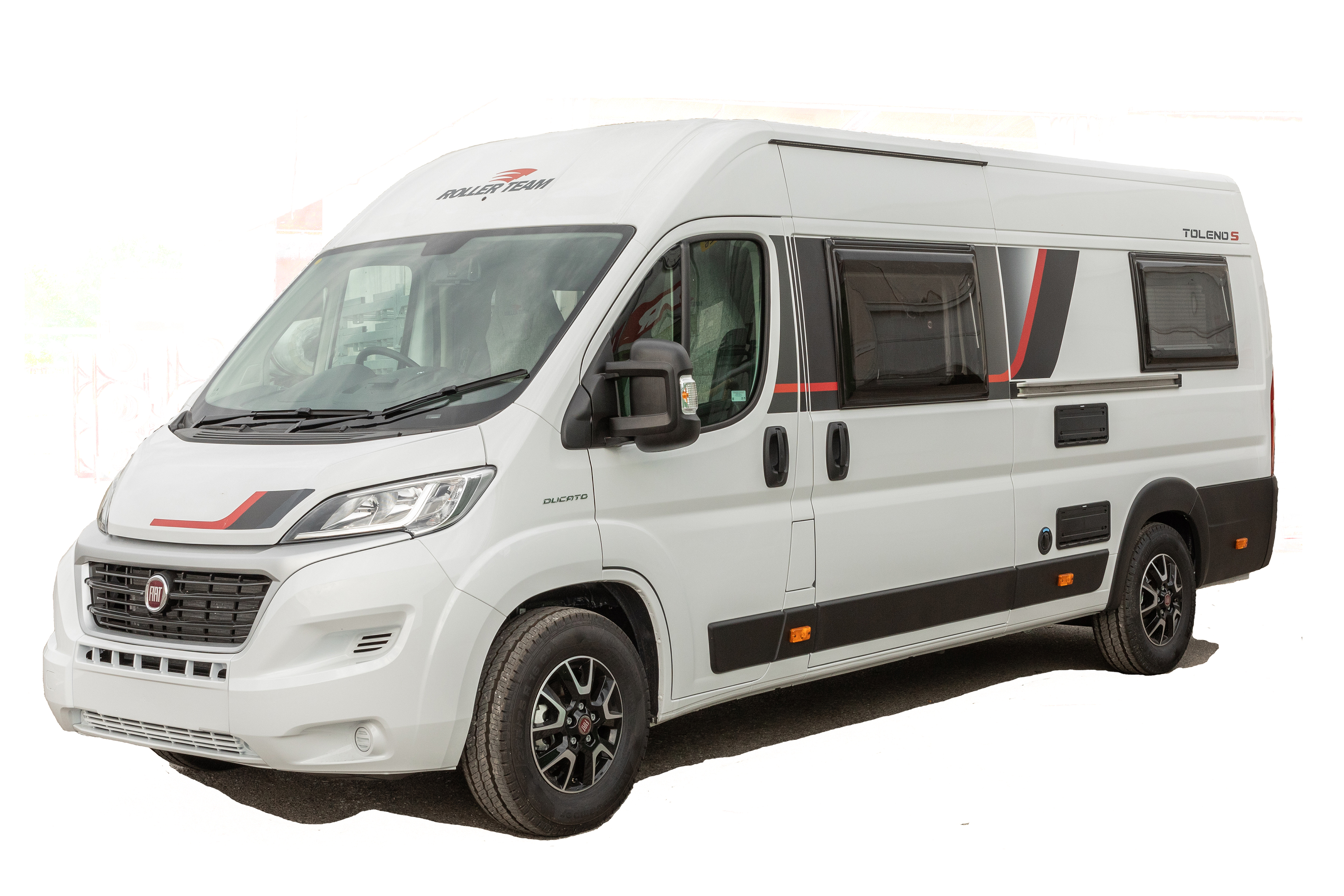 2020 Roller Team Toleno S New Motorhome side view